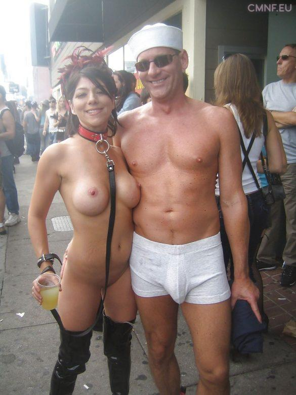 Public cmnf tits and pussy exposed
